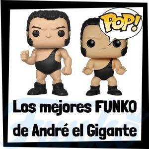 Los mejores FUNKO POP de André el Gigante de la WWE - Los mejores FUNKO POP de luchadores históricos de WWE de André el Gigante - Los mejores FUNKO POP de deportistas