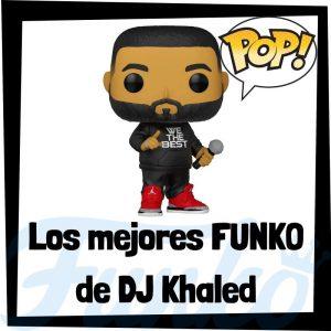 Los mejores FUNKO POP de Dj Khaled de grupos musicales - Funko POP de Dj Khaled Rocks - POP a Palooza