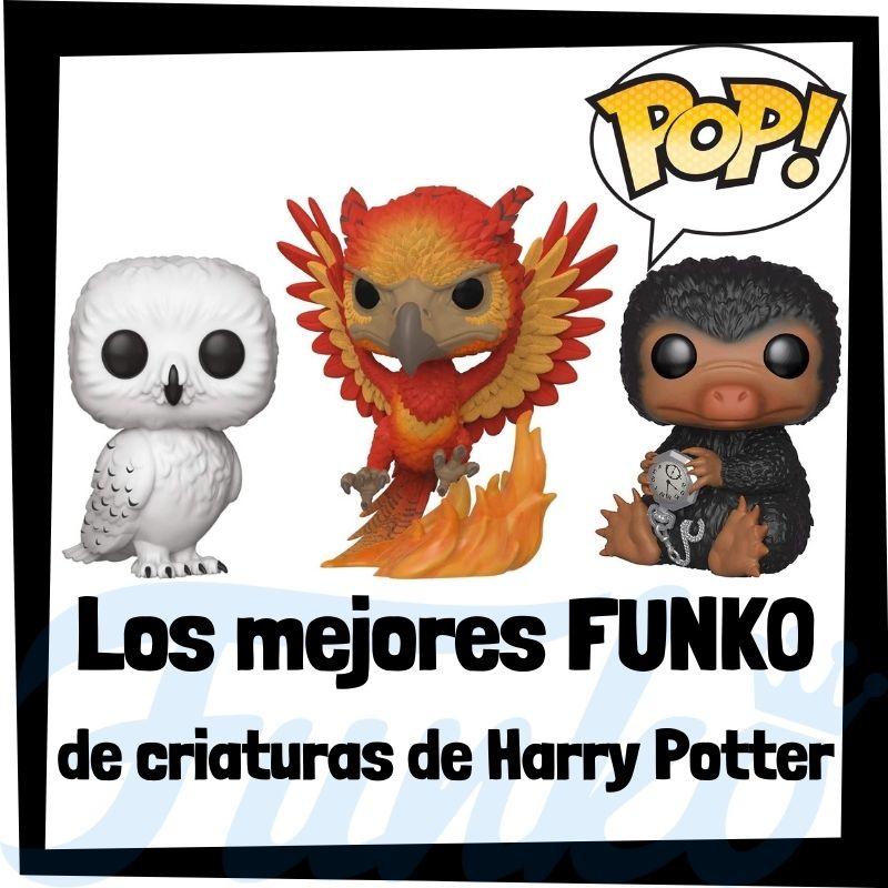 Los mejores FUNKO POP de criaturas mágicas de Harry Potter