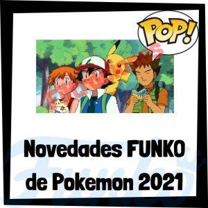 Lee más sobre el artículo Filtraciones de FUNKO POP de Pokemon 2021