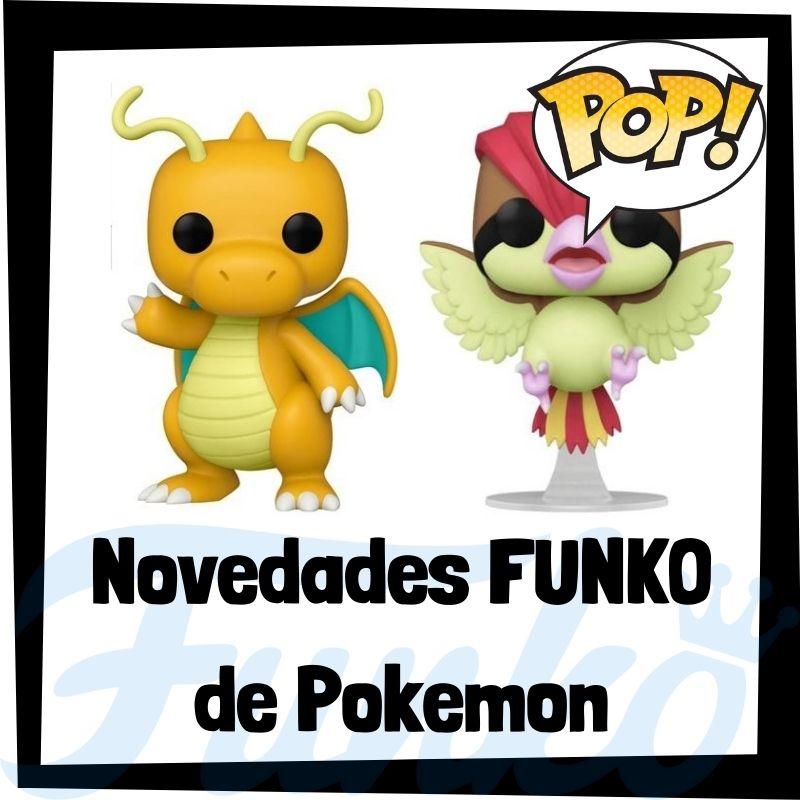 Nuevos FUNKO POP de Pokemon 2021