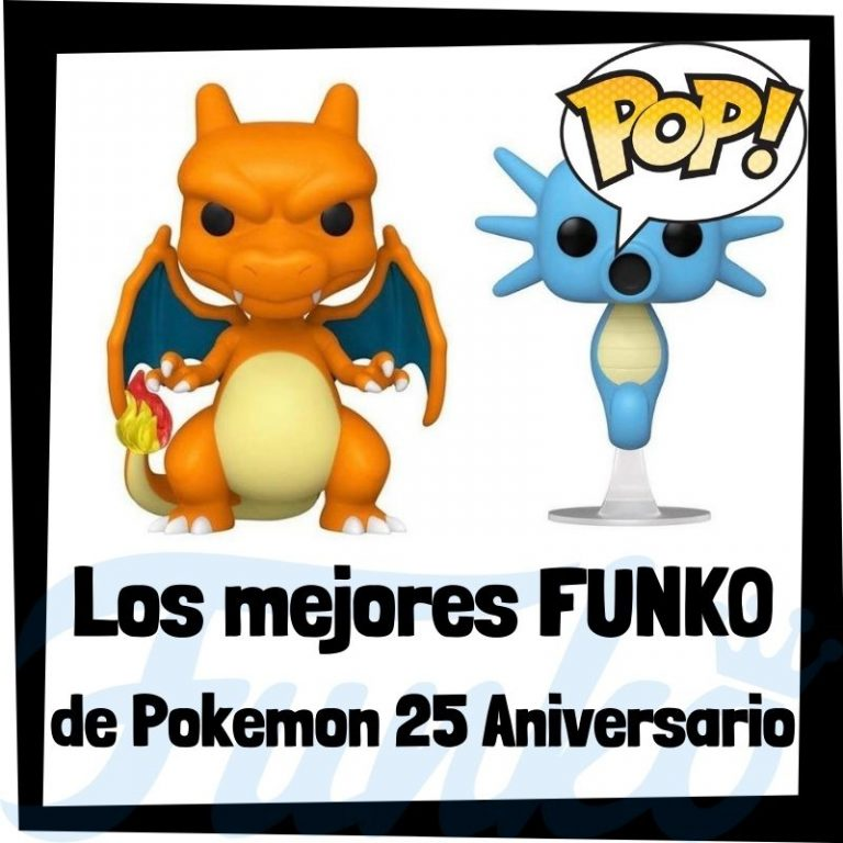 Lee más sobre el artículo Nuevos FUNKO POP de Pokemon 25 Aniversario