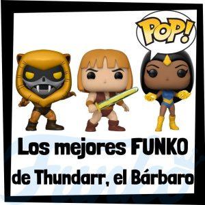 Los mejores FUNKO POP de Thundarr, el Bárbaro - Funko POP de series de televisión de dibujos animados