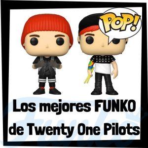 Los mejores FUNKO POP de Twenty One Pilots de grupos musicales - Funko POP de Twenty One Pilots Rocks - POP a Palooza
