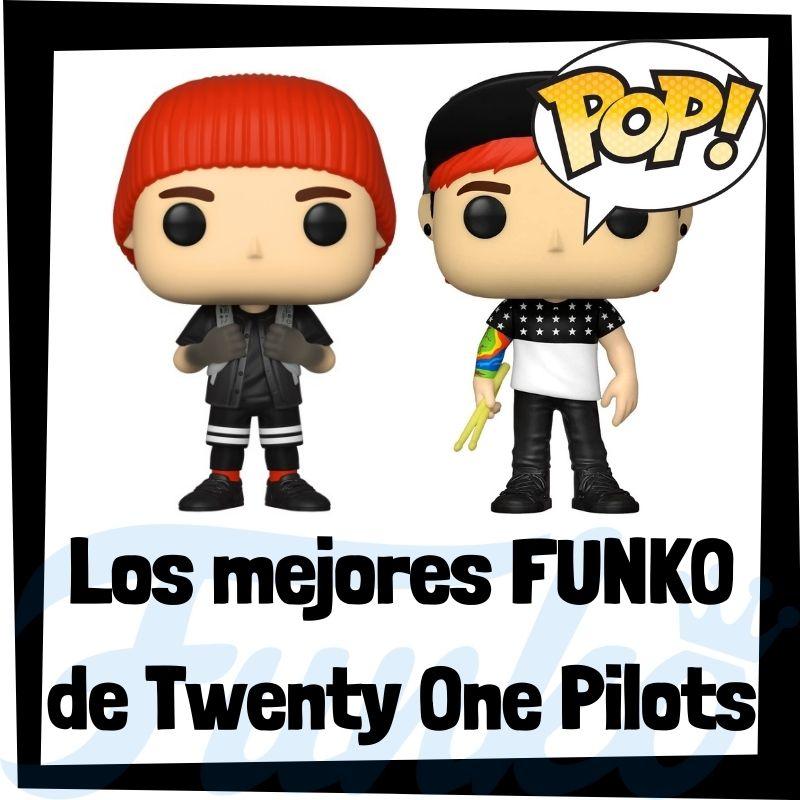 Los mejores FUNKO POP de Twenty One Pilots