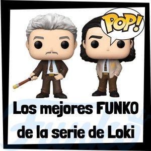Los mejores FUNKO POP de la serie de Loki de Disney - FUNKO POP de serie de Loki