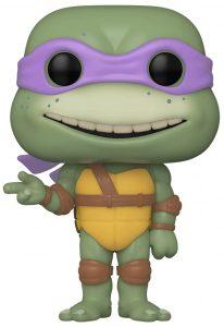 FUNKO POP de Donatello de las Tortugas Ninja - Los mejores FUNKO POP de Teenage Mutant Ninja Turtles - TMNT 2