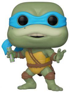FUNKO POP de Leonardo de las Tortugas Ninja - Los mejores FUNKO POP de Teenage Mutant Ninja Turtles - TMNT 2