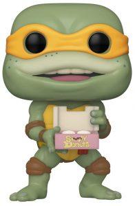 FUNKO POP de Michelangelo de las Tortugas Ninja - Los mejores FUNKO POP de Teenage Mutant Ninja Turtles - TMNT 2