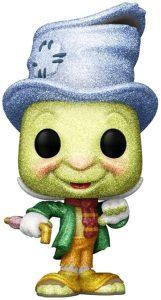 FUNKO POP de Pepito Grillo Glitter de Pinocho - Los mejores FUNKO POP nuevos de Pinocho