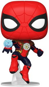 FUNKO POP de Spider-man Integrated Suit de Spider-man No Way Home - Los mejores FUNKO POP de Spider-man No Way Home