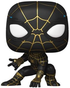 FUNKO POP de Spider-man de Spider-man No Way Home Black - Los mejores FUNKO POP de Spider-man No Way Home