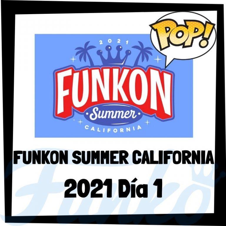Lee más sobre el artículo FUNKON 2021 Día 1