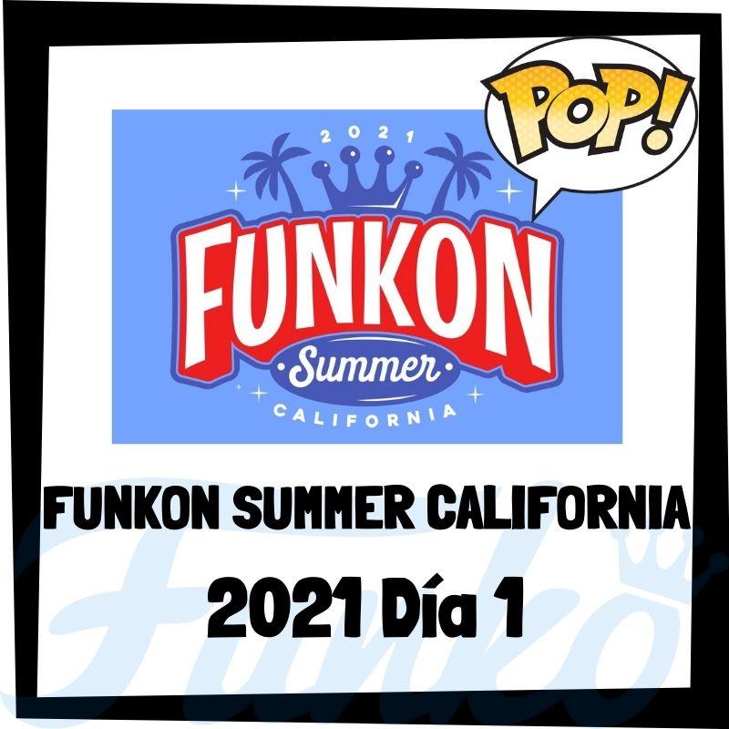 FUNKON 2021 Día 1