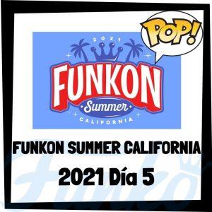 Lee más sobre el artículo FUNKON 2021 Día 5