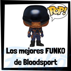 Los mejores FUNKO POP de Bloodsport - Funko POP de Escuadron Suicida 2 - Funko POP de The Suicide Squad