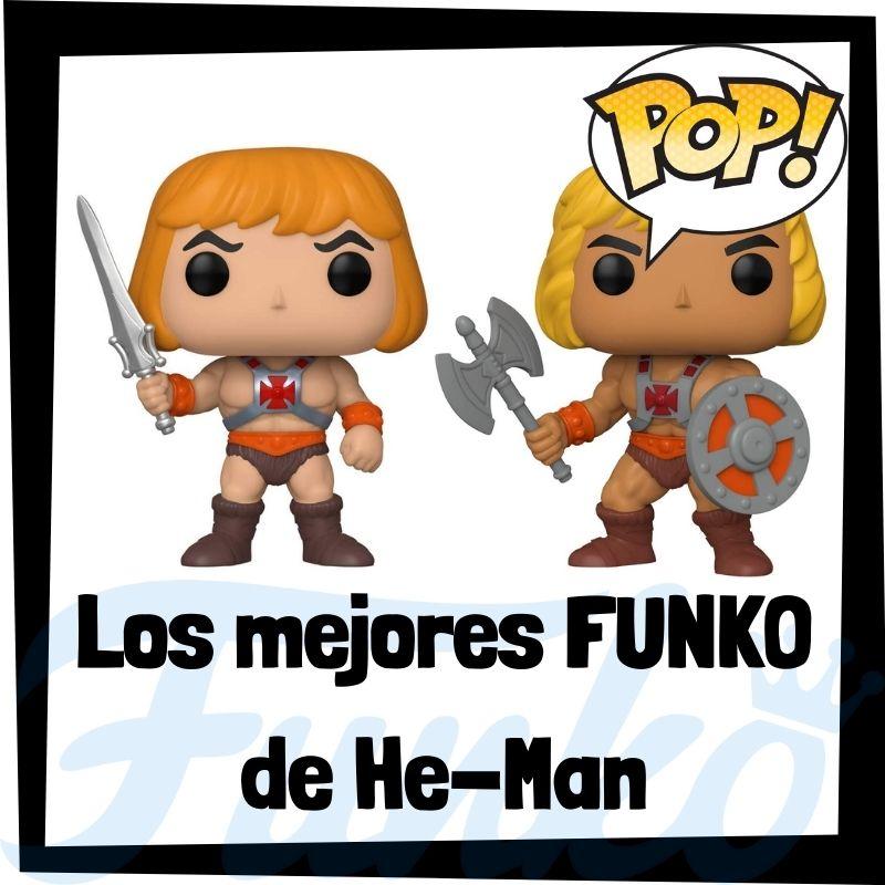 Los mejores FUNKO POP de He-Man de Masters del Universo