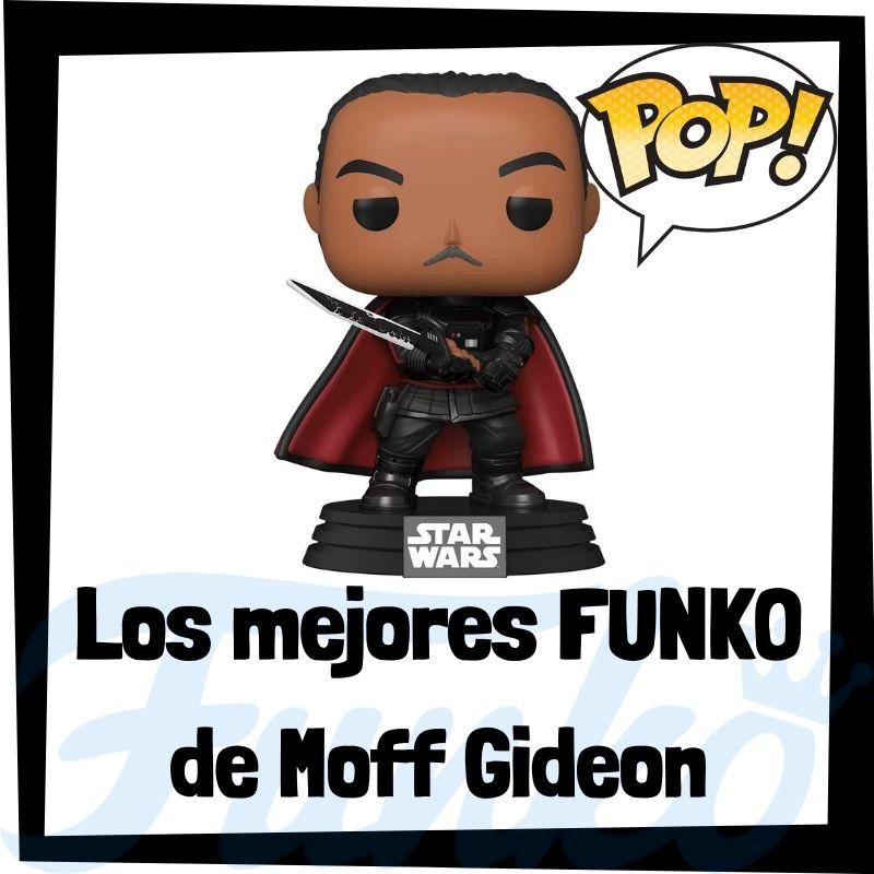 Los mejores FUNKO POP de Moff Gideon