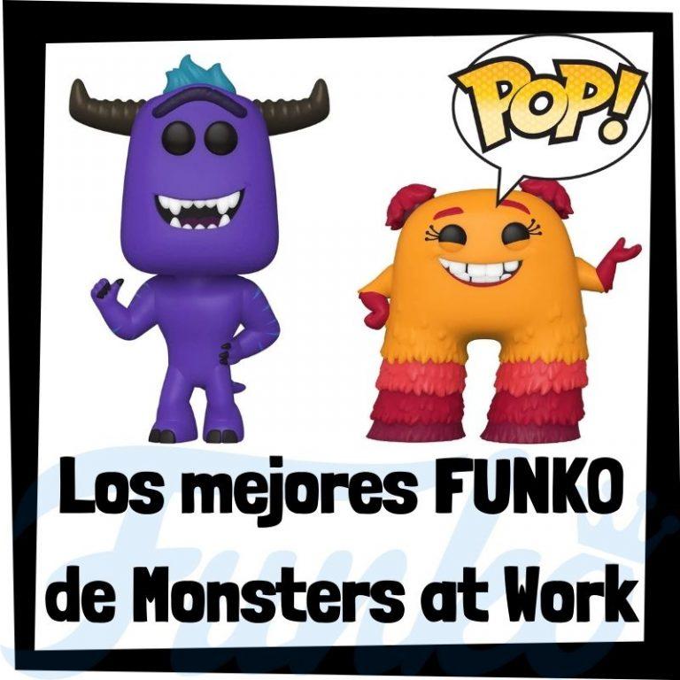Lee más sobre el artículo Los mejores FUNKO POP de Monsters at Work