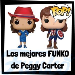 Los mejores FUNKO POP de Peggy Carter - Captain Carter - Funko POP de los Vengadores - Funko POP de Capitana Britania