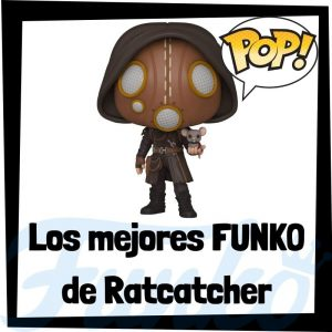 Los mejores FUNKO POP de Ratcatcher - Funko POP de Escuadron Suicida 2 - Funko POP de The Suicide Squad