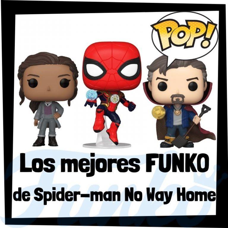 Lee más sobre el artículo Los mejores FUNKO POP de Spider-man No Way Home