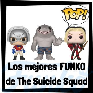 Los mejores FUNKO POP de The Suicide Squad - Escuadrón Suicida 2