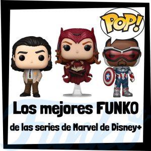 Los mejores FUNKO POP de la serie de Disney+ de Marvel - Los mejores FUNKO POP de personajes de series de Disney+