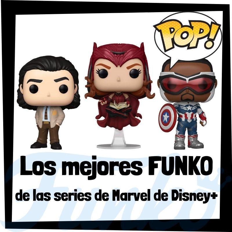 Los mejores FUNKO POP de las series de Marvel de Disney+