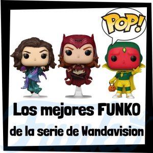 Los mejores FUNKO POP de la serie de WandaVision - Los mejores FUNKO POP de personajes de WandaVision de series de Disney+