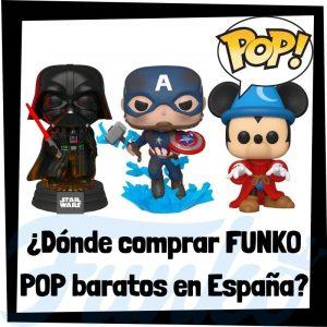 Lee más sobre el artículo ¿Dónde comprar FUNKO POP baratos en España?