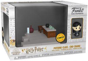 FUNKO Mini Moments de Cho Chang Chase - FUNKO Mini Moments de Harry Potter de la clase de pociones - Potions Class