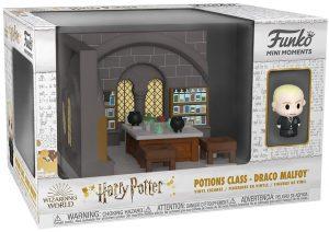 FUNKO Mini Moments de Draco Malfoy - FUNKO Mini Moments de Harry Potter de la clase de pociones - Potions Class