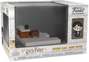 FUNKO Mini Moments de Harry Potter - FUNKO Mini Moments de Harry Potter de la clase de pociones - Potions Class