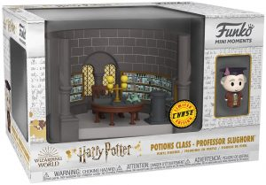FUNKO Mini Moments de Profesor Slughorn Chase - FUNKO Mini Moments de Harry Potter de la clase de pociones - Potions Class