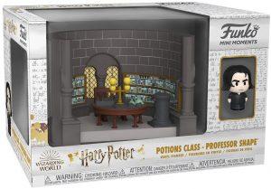 FUNKO Mini Moments de Profesor Snape - FUNKO Mini Moments de Harry Potter de la clase de pociones - Potions Class
