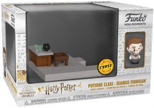 FUNKO Mini Moments de Seamus Finnigan Chase - FUNKO Mini Moments de Harry Potter de la clase de pociones - Potions Class