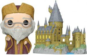 FUNKO POP Town de Dumbledore con Hogwarts - Los mejores FUNKO POP Town