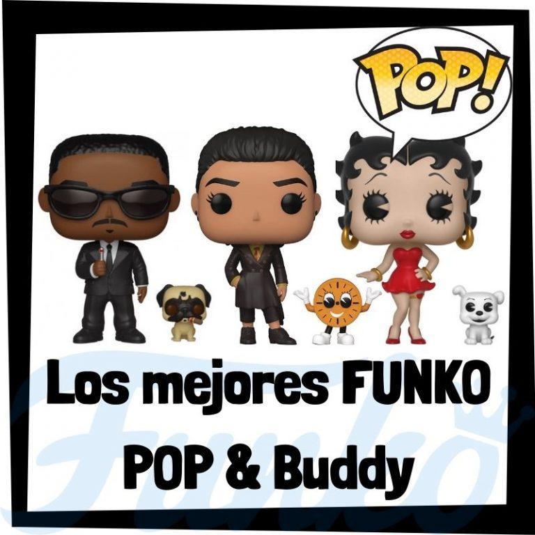 Lee más sobre el artículo FUNKO POP & Buddy – Figuras FUNKO POP con mascotas