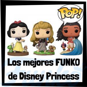 FUNKO POP and Buddy - Los mejores FUNKO POP de Disney Princess