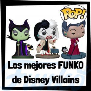 FUNKO POP and Buddy - Los mejores FUNKO POP de Disney Villains