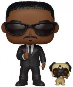 FUNKO POP de Agent J y Frank de Men in Black - Los mejores FUNKO POP and Buddy