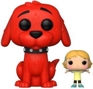FUNKO POP de Clifford y Emily con el Gran Perro Rojo - Los mejores FUNKO POP and Buddy