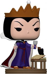 FUNKO POP de Evil Queen de Disney Villains - Los mejores FUNKO POP de Blancanieves