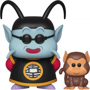 FUNKO POP de Kaito y Bubbles de Dragon Ball Z - Los mejores FUNKO POP and Buddy