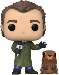 FUNKO POP de Phil con marmota del Día de la Marmota - Los mejores FUNKO POP and Buddy