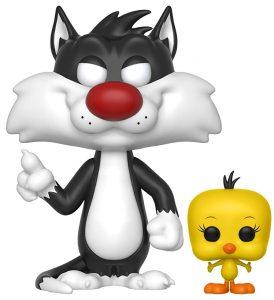 FUNKO POP de Silvestre con Piolín de los Looney Tunes - Los mejores FUNKO POP and Buddy