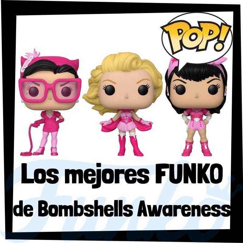 Los mejores FUNKO POP de Bombshells Awareness de DC