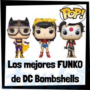 Los mejores FUNKO POP de DC Bombshells - Funko POP de Bombshells DC - Funko POP de personajes de DC de Bombshells