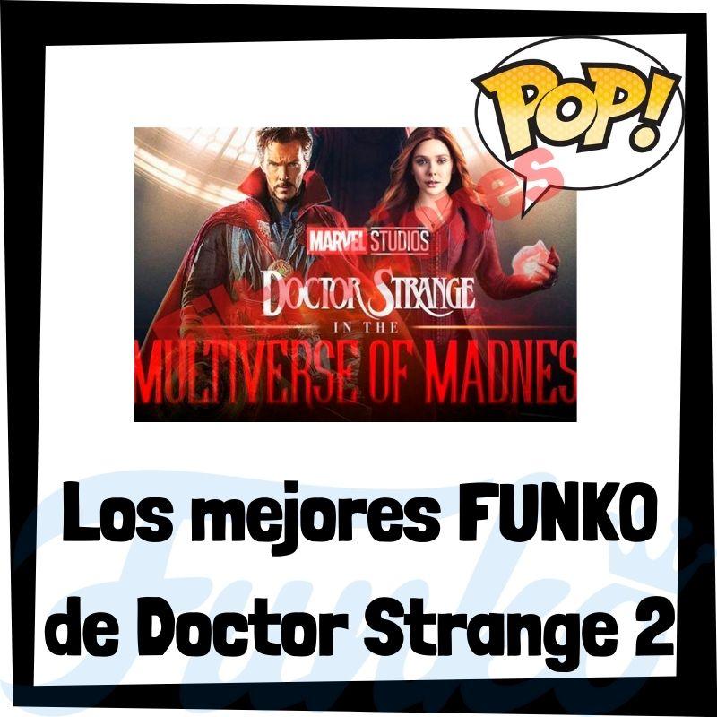 Filtraciones de FUNKO POP de Doctor Strange 2